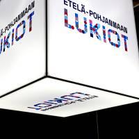 Lightbox / hängande ljusreklam