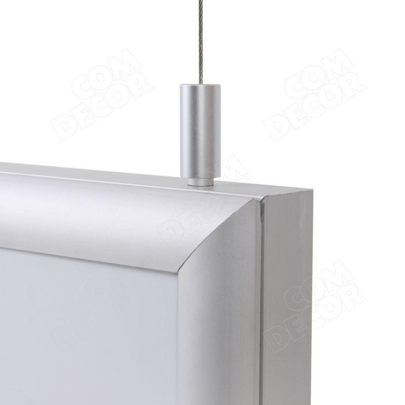Hängande ljuslåda med upphängningskabel