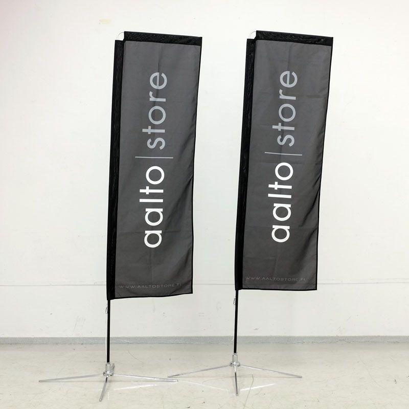 Reklamflaggor / beachflaggor
