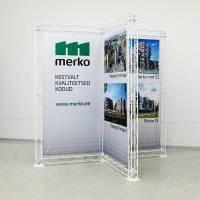Exhibition Stand Transformer