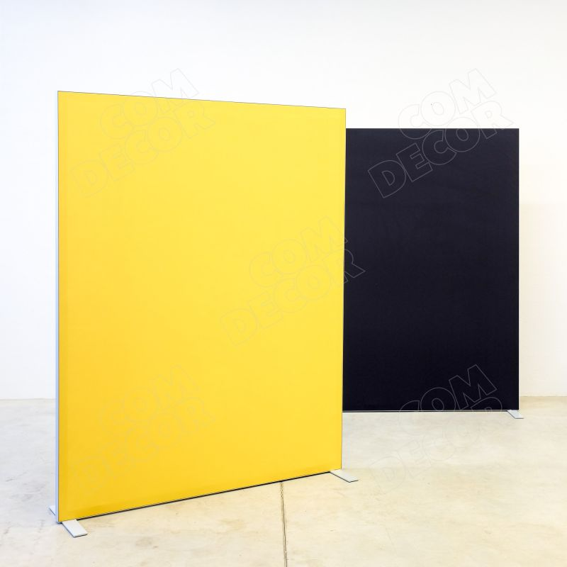 Acoustic partition / screen / room divider