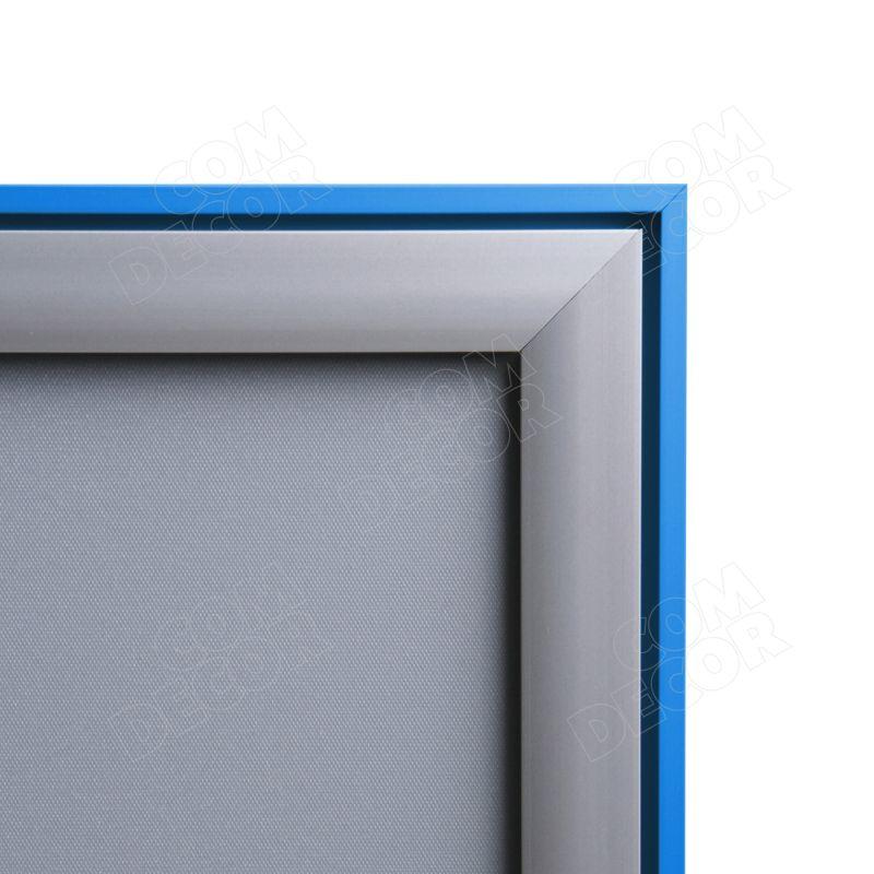 Coloured poster frames