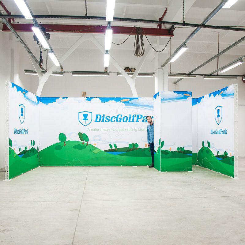 Exhibition construction - exhibitionr booth / truss exhibition stands