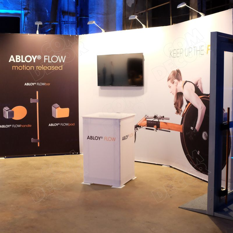 Exhibition stand / advertising stand