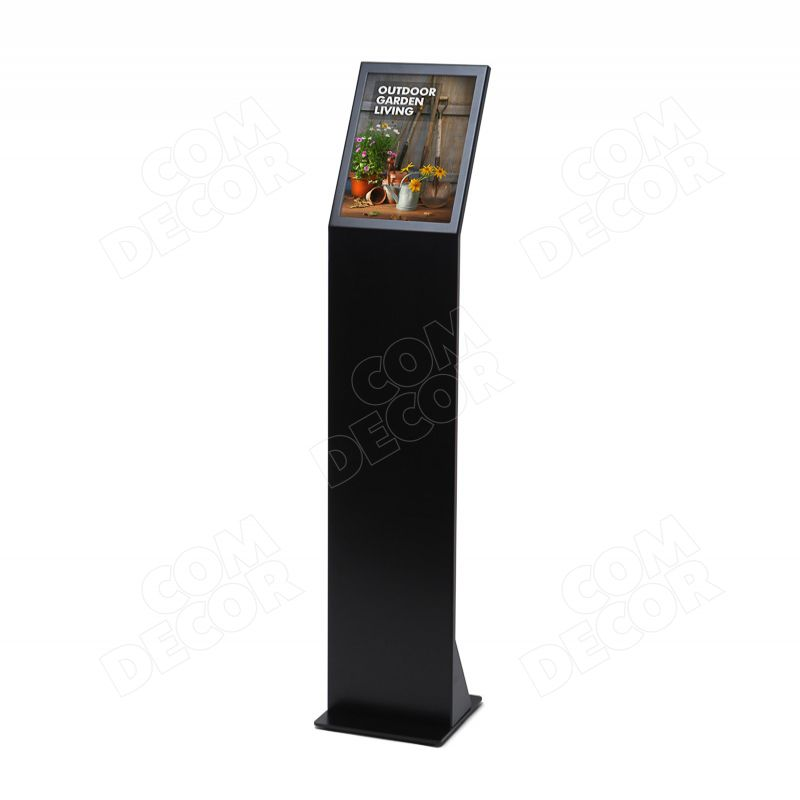Free-standing menu stand / poster stand