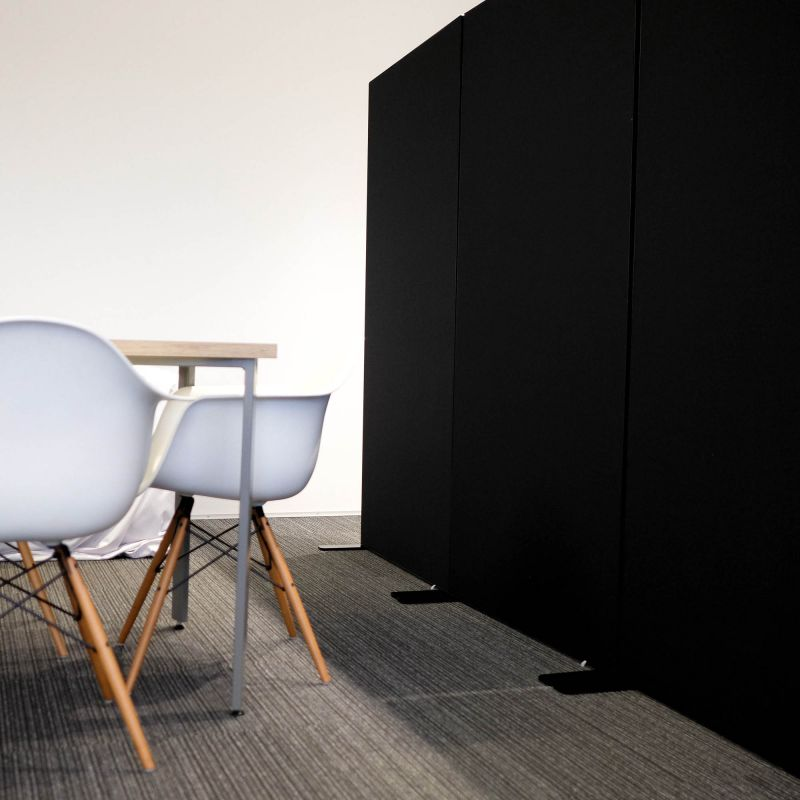 Partition / room divider / office screen