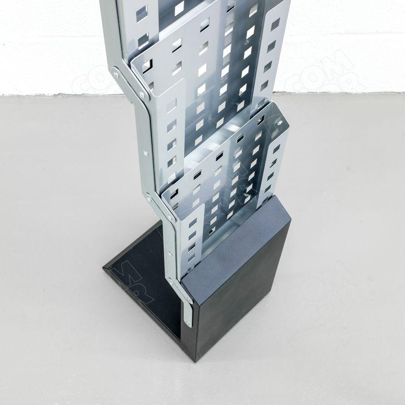 Portable brochure holder