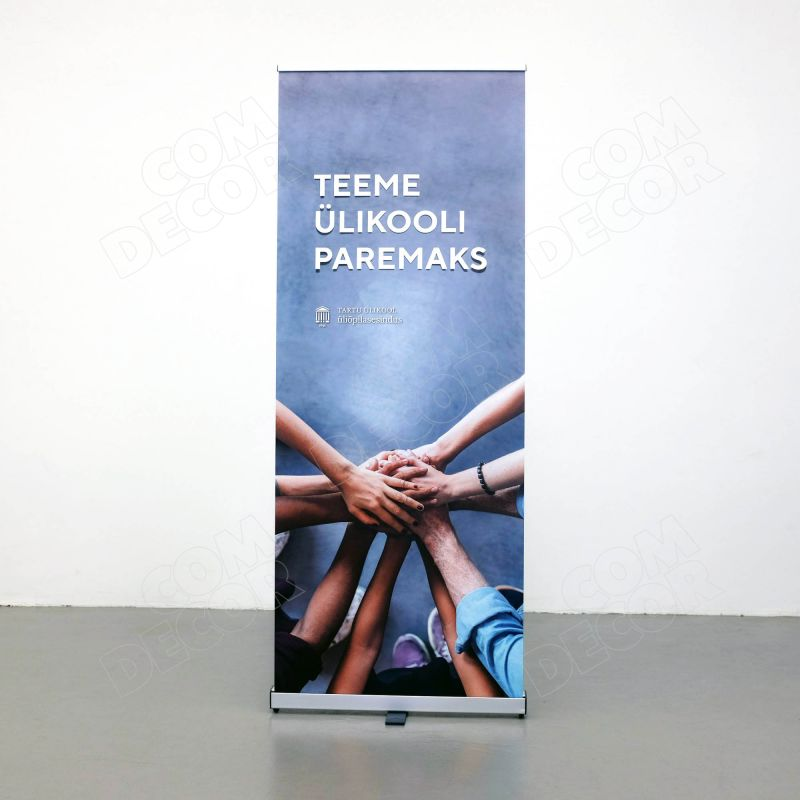 Roll up banner
