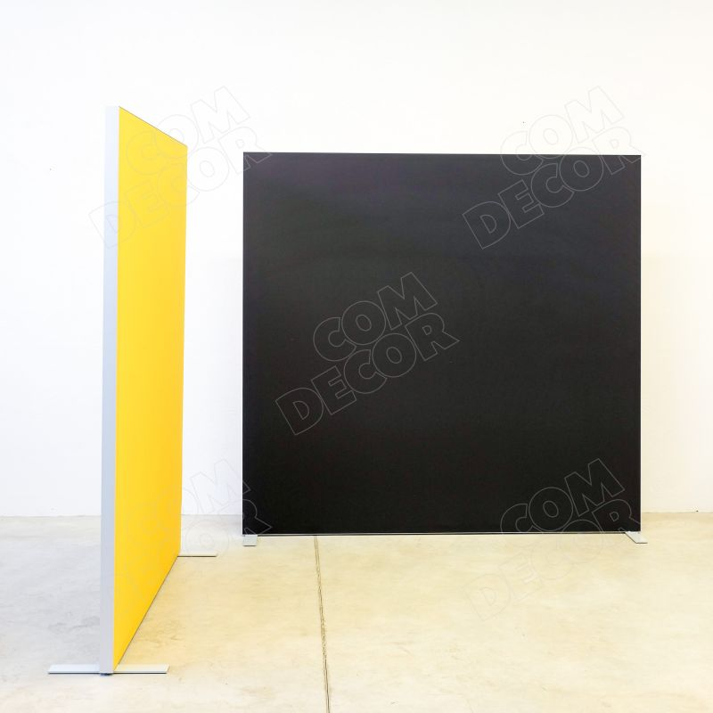 Sound-absorbing partition / screen / room divider